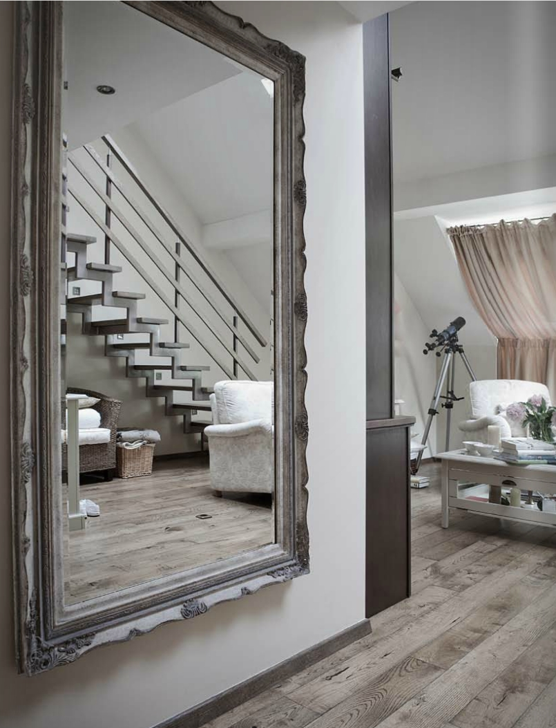 Extra Large Mirrors - 10 Tips For Choosing | Inovodecor regarding Massive Mirrors (Image 15 of 25)