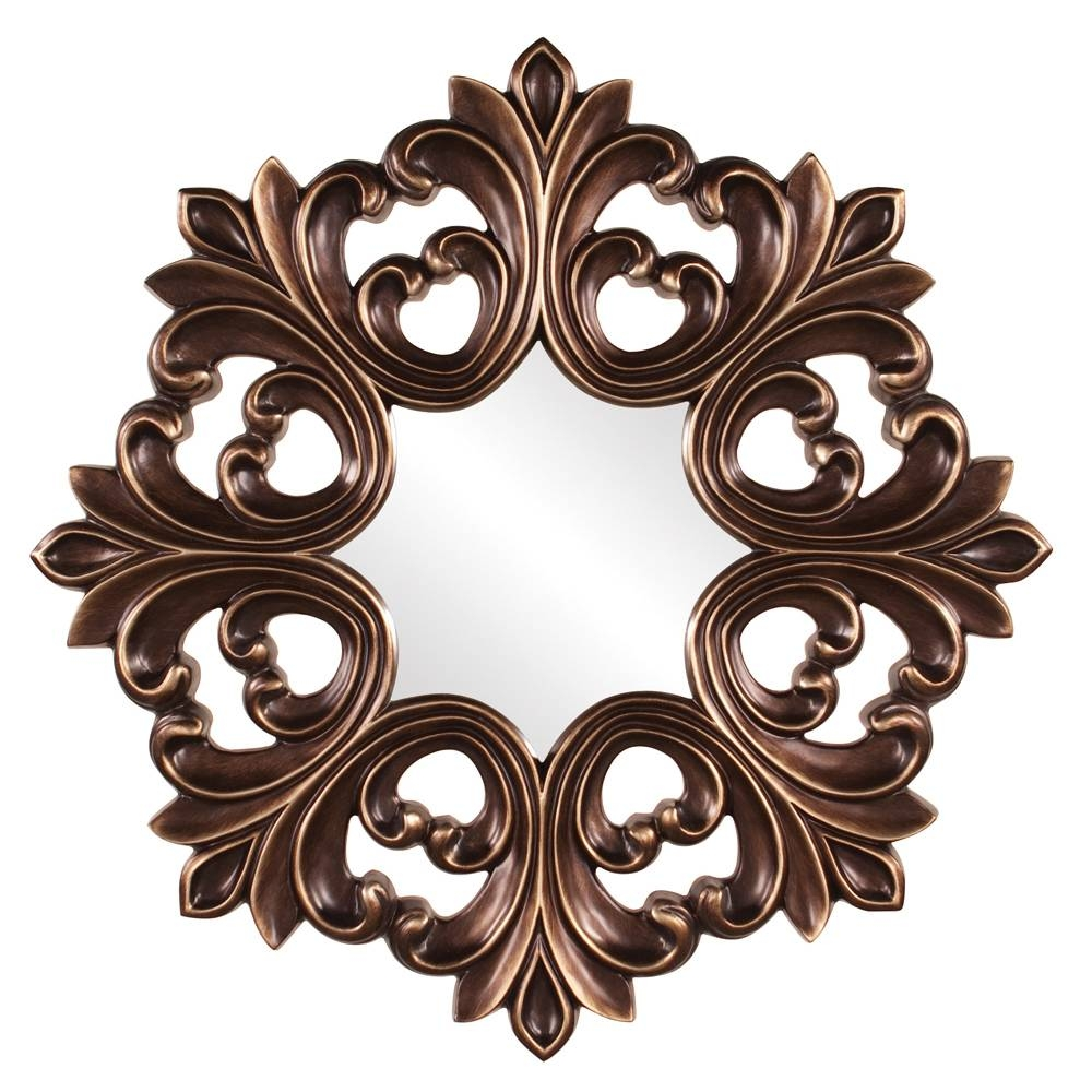 Extraordinary Baroque Wall Mirrors Photo Decoration Inspiration Within Baroque Mirrors (View 13 of 25)