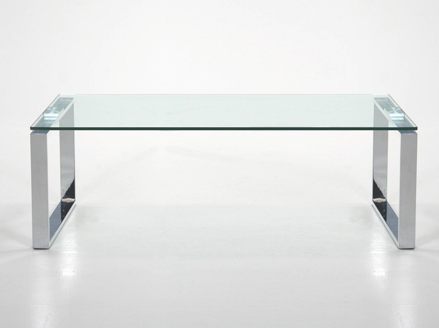 Extraordinary Modern Chrome Coffee Table – Chrome Coffee Table inside Chrome Coffee Tables (Image 14 of 30)