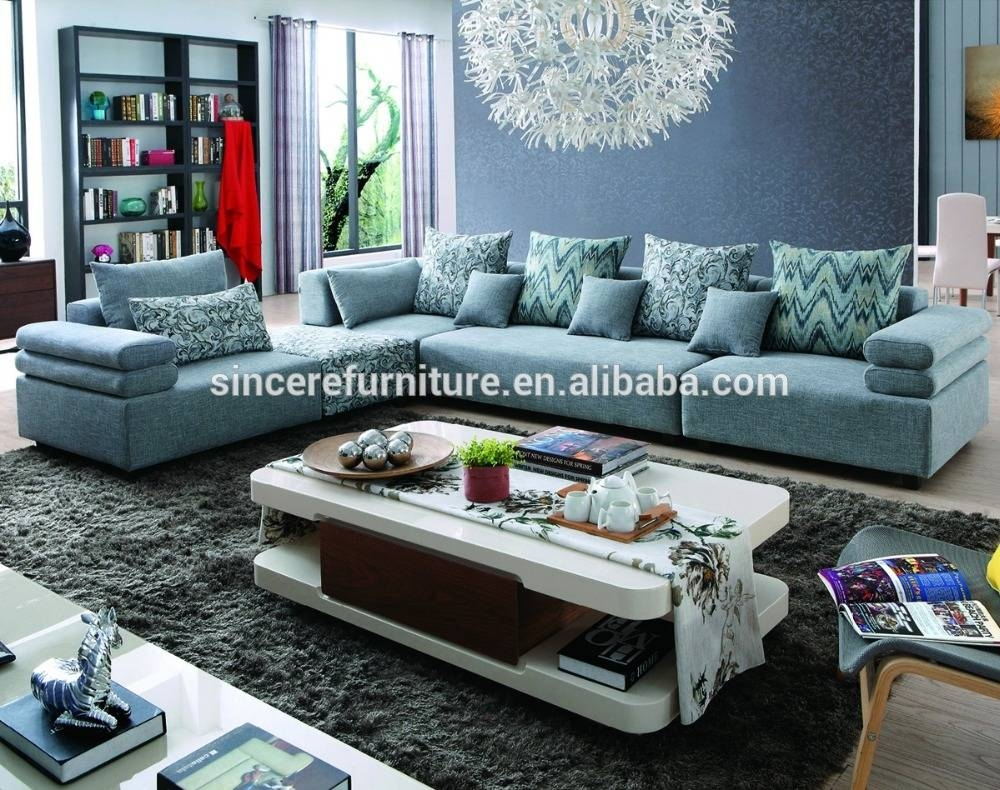 Fabric Corner Sofa Set Designs, Fabric Corner Sofa Set Designs in Elegant Fabric Sofas (Image 15 of 30)