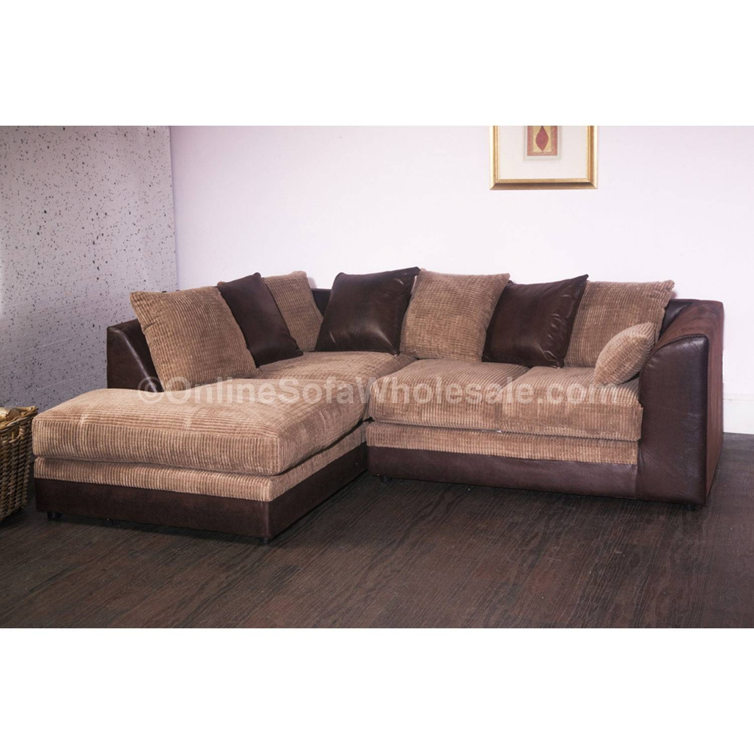 Fabric Corner Sofas Cheap - Simoon - Simoon with regard to Cheap Corner  Sofas (Image