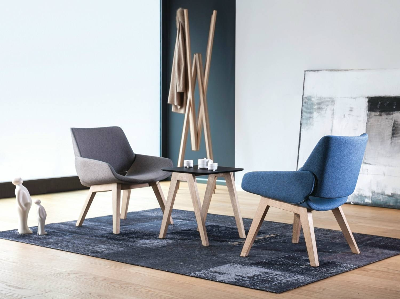 Fabric Easy Chair Monkprostoria Ltd Design Grupa Regarding Monk Chairs (View 6 of 30)