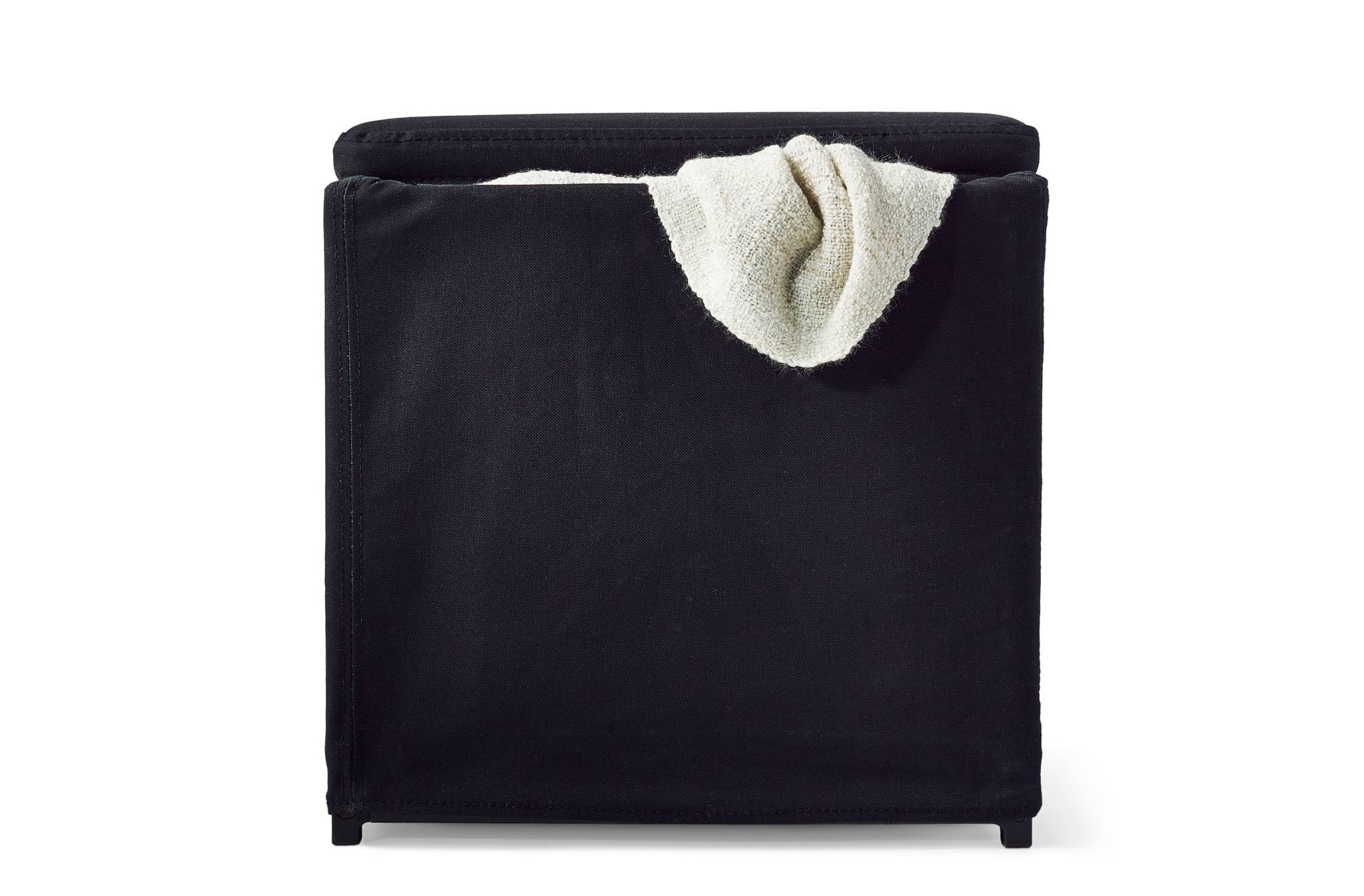 Fabric Footstools | Fabric Pouffe | Ikea pertaining to Footstools and Pouffes (Image 5 of 30)