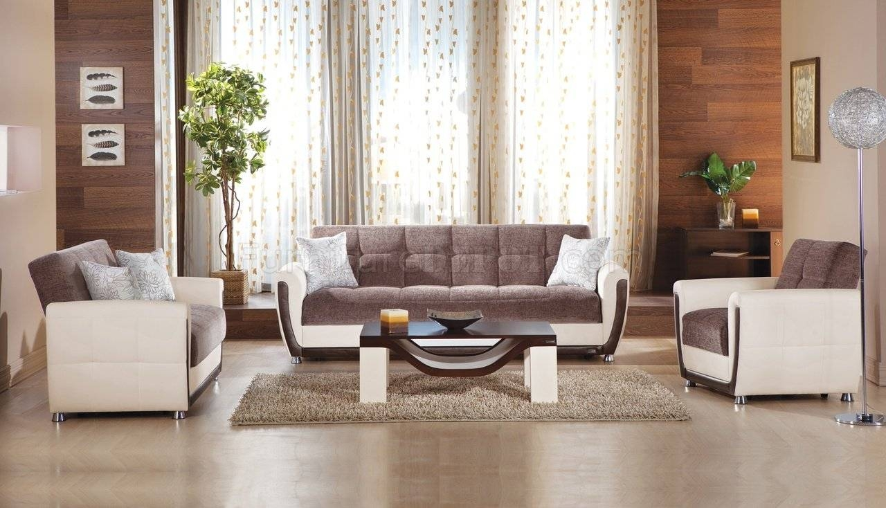 Fabric Living Room Sets. Microfiber, Microsuede Sofa Sets. pertaining to Two Tone Sofas (Image 12 of 30)