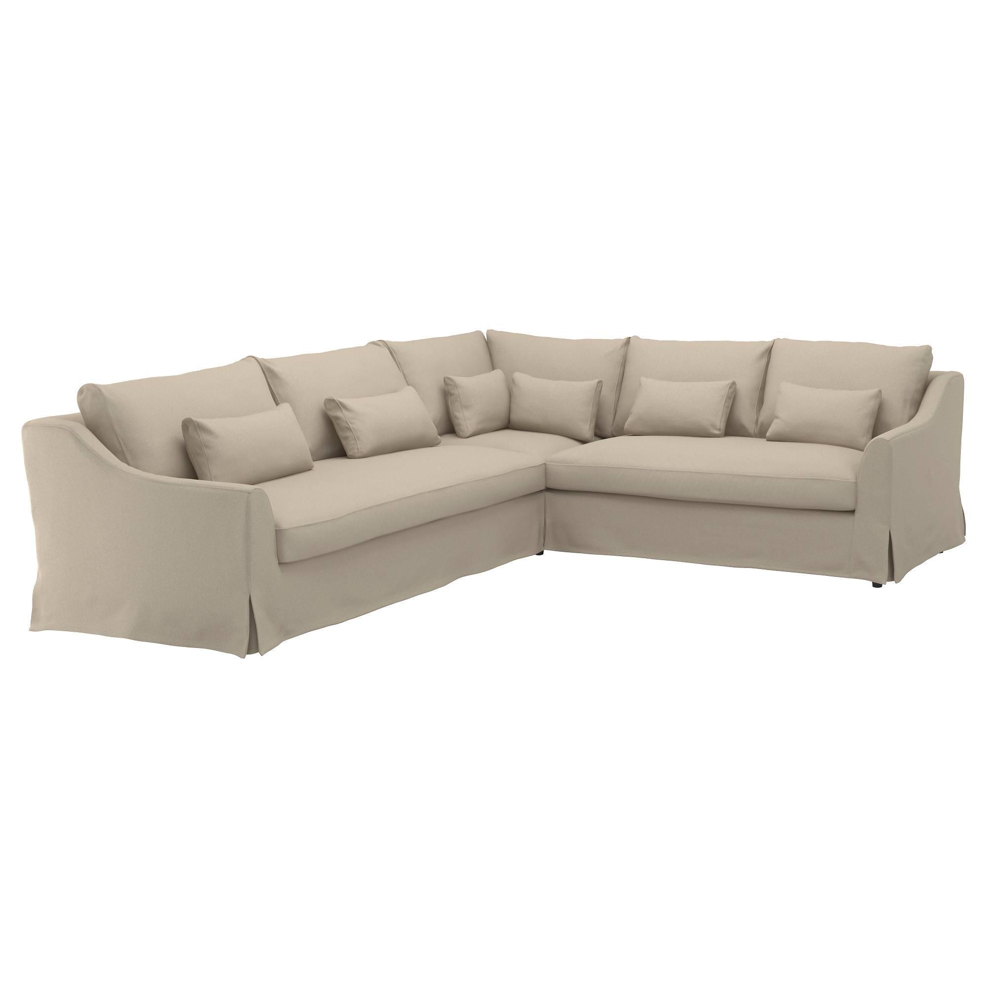 Fabric Sectional Sofas - Ikea regarding Sectinal Sofas (Image 6 of 30)