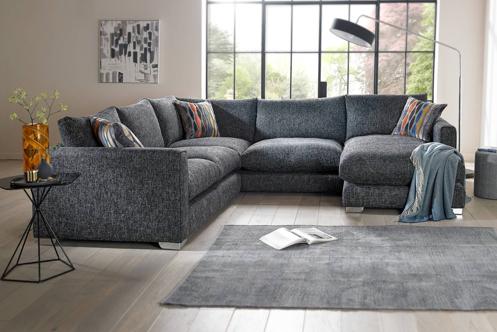 Fabric Sofas, Corners And Chairs | Sofology pertaining to Fabric Sofas (Image 14 of 30)