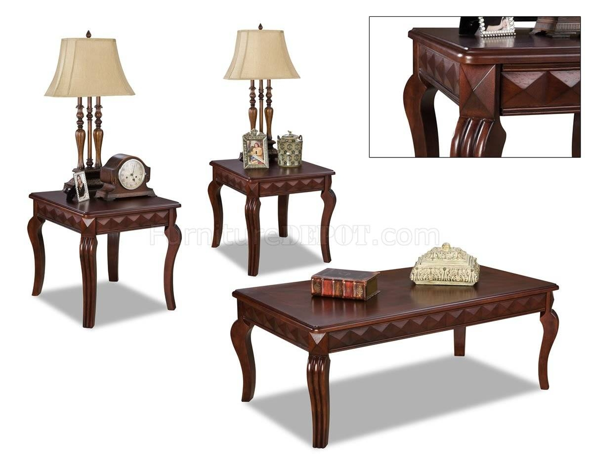 Fabric Traditional Sofa & Loveseat Set W/carved Wood Legs within Wood Legs Sofas (Image 11 of 30)