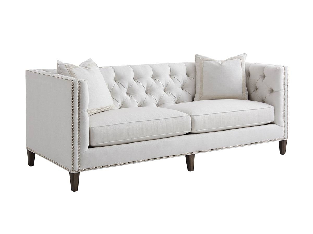 Fabric Upholstery - Sofas / Sleeper | Lexington Home Brands pertaining to Upholstery Fabric Sofas (Image 9 of 30)