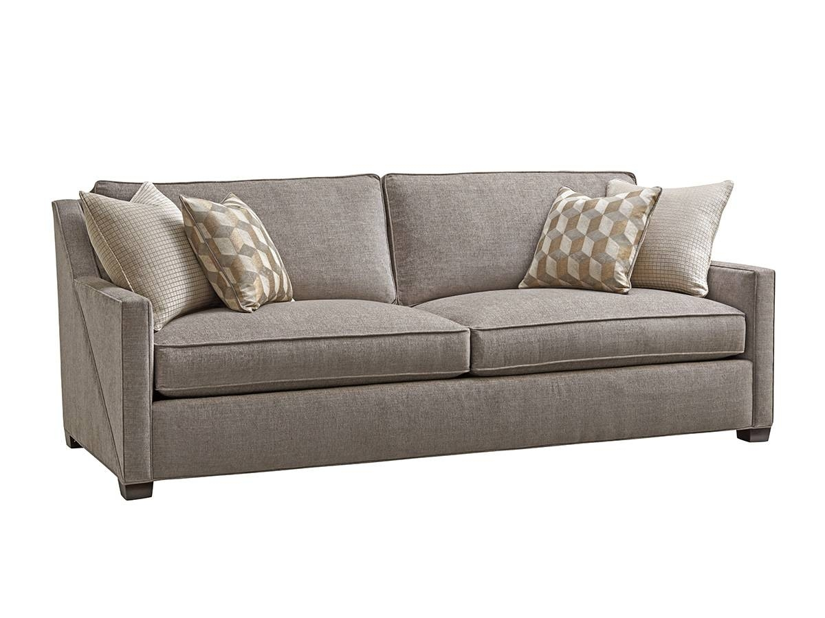Fabric Upholstery - Sofas / Sleeper | Lexington Home Brands with regard to Upholstery Fabric Sofas (Image 10 of 30)