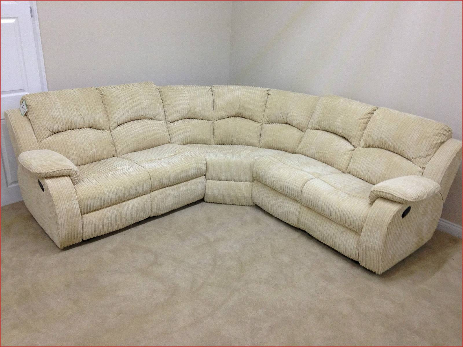 Fabriccornersofas Unique Corner Sofa Fabric Cream Recliner Venice regarding Unique Corner Sofas (Image 7 of 30)