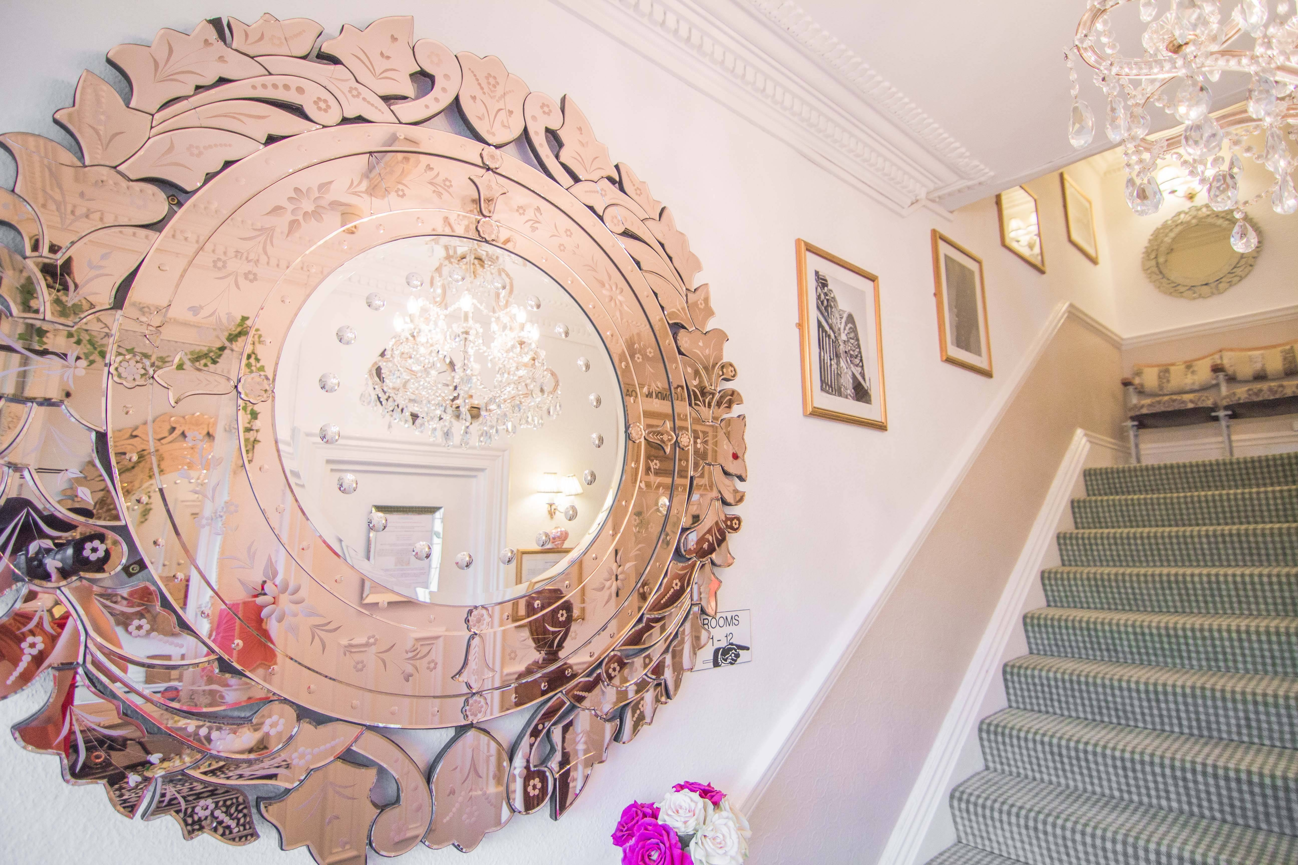 Fabulous Mirrors In Our Boutique Hotel Newcastle - The Rosebery with regard to Unusual Large Mirrors (Image 21 of 25)