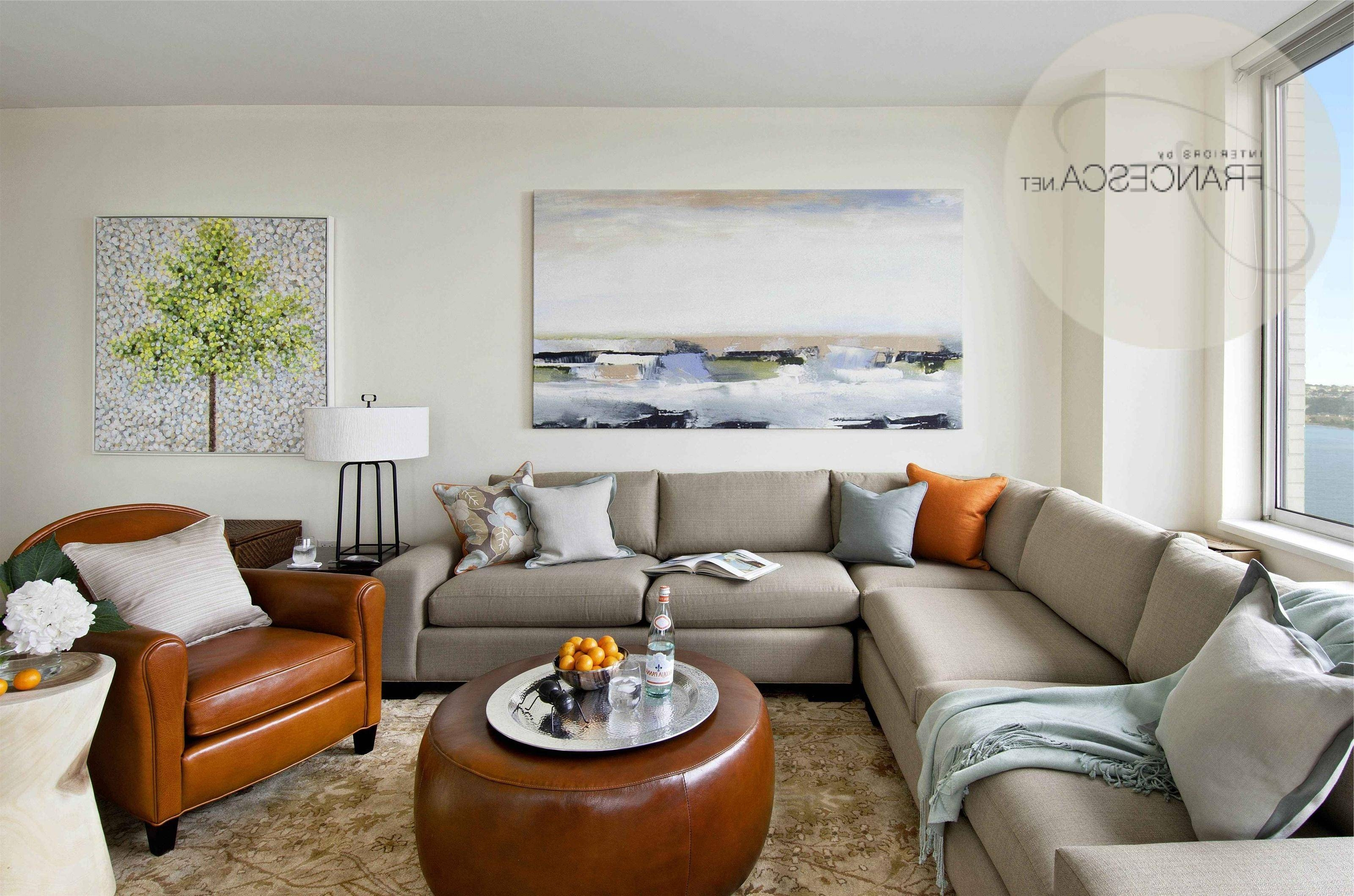 Fancy Curved Sectional Sofa With Thick Backres Casual Living Room pertaining to Decorating With a Sectional Sofa (Image 19 of 30)