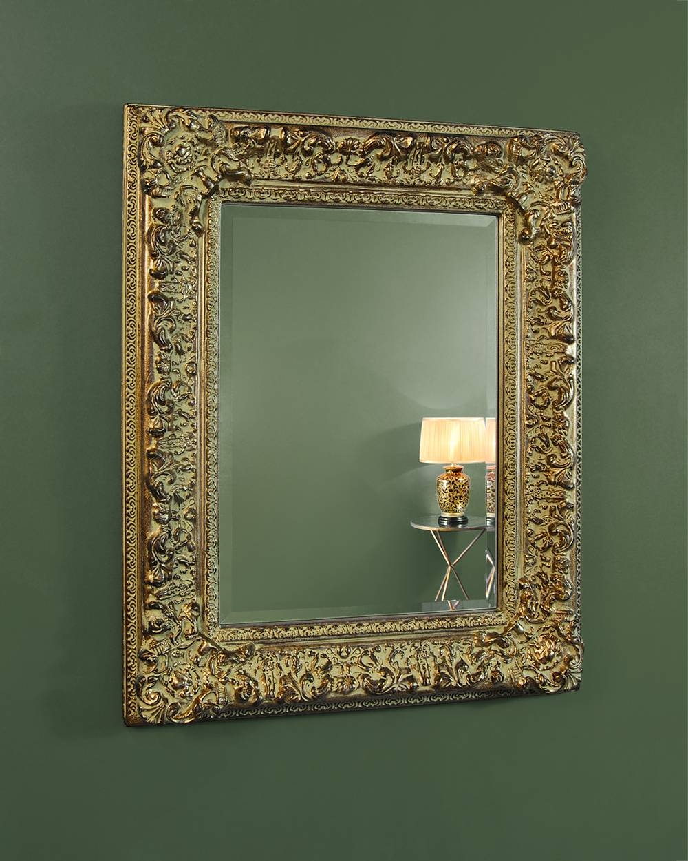 Fancy Mirrors For Bedrooms Decorative Mirrors Decorative Wall throughout Small Ornate Mirrors (Image 10 of 25)