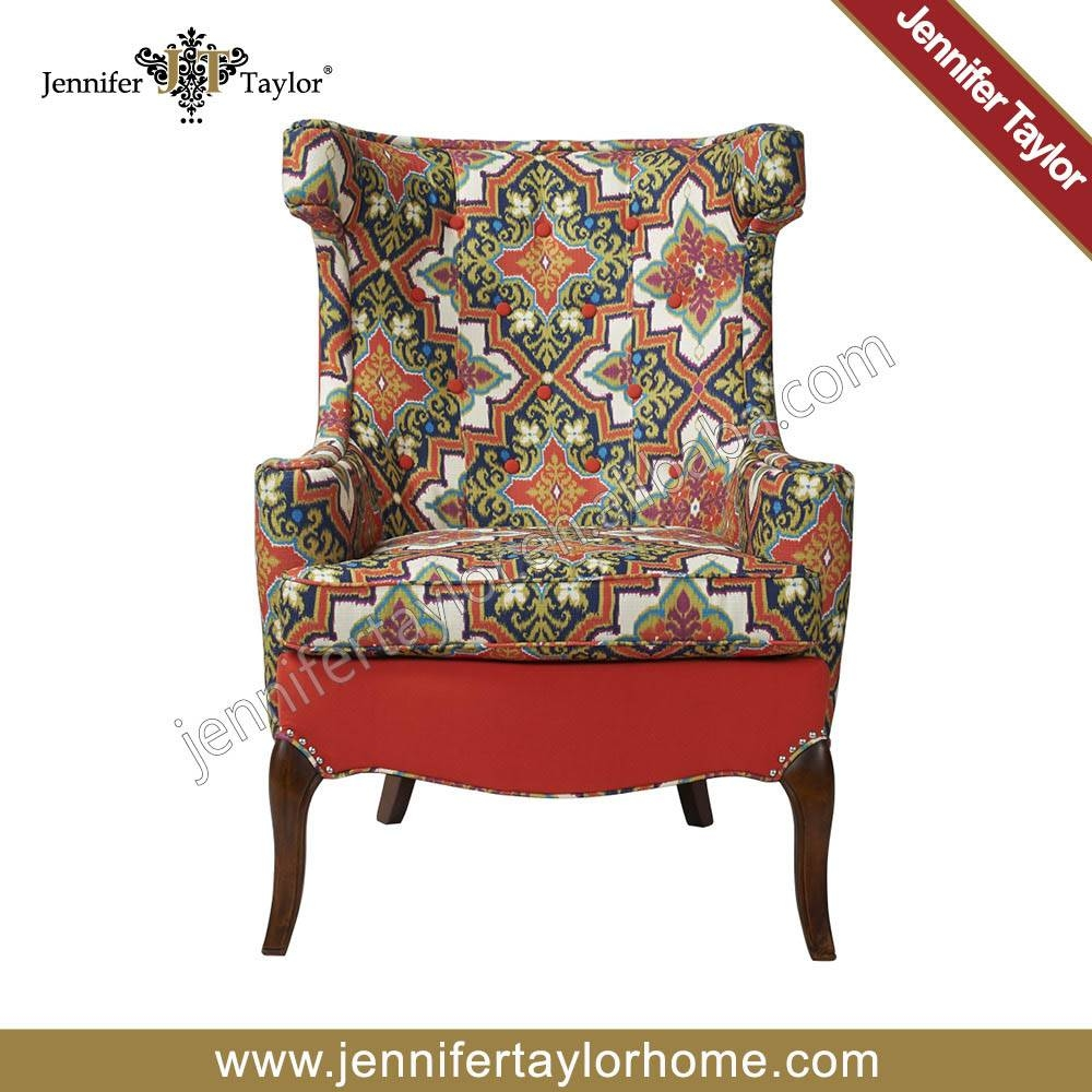Fancy Sofa Furniture Comfortable Single Seater Colorful Sofa Chair in Sofa Chairs (Image 12 of 30)
