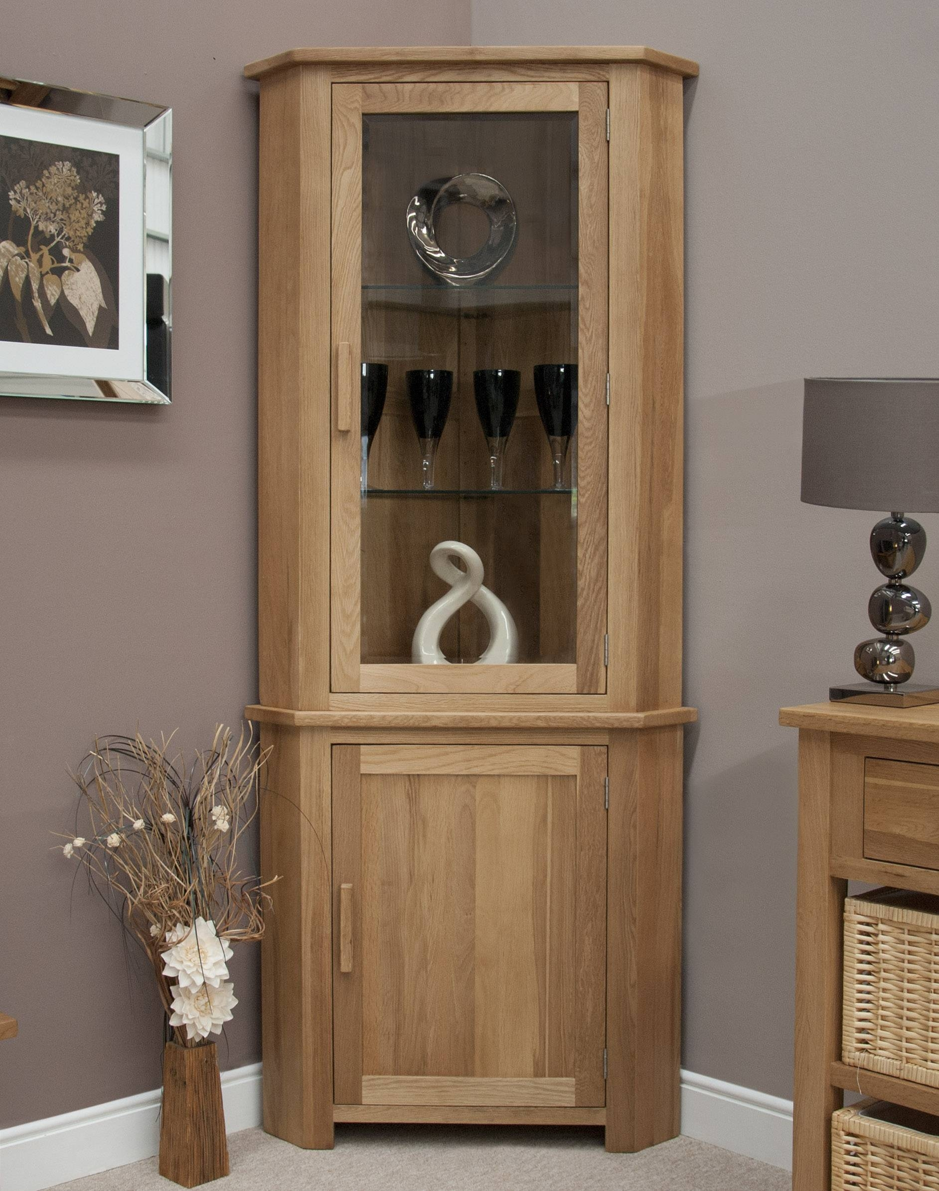 Fantastic Furniture | Pine And Oak | Furniture Workshoppe within Corner Sideboard Units (Image 18 of 30)