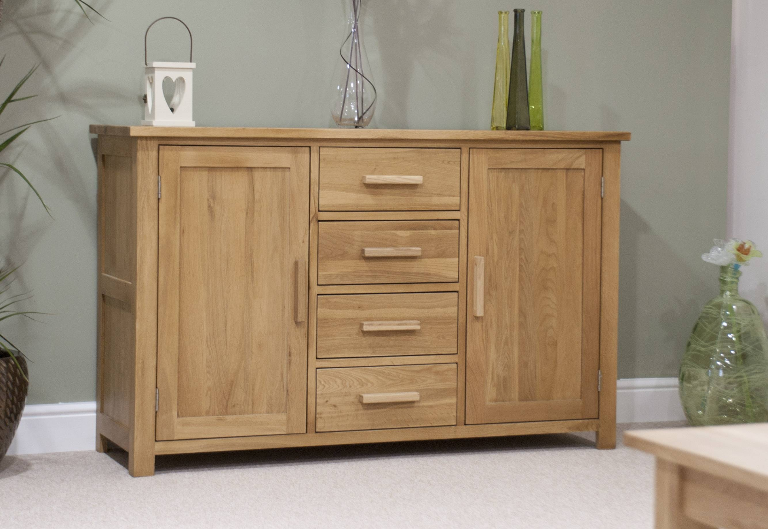 Fantastic Furniture | Pine And Oak | Furniture Workshoppe within Oak Sideboards (Image 12 of 30)