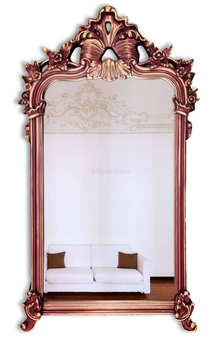 Fascinating Large Decorative Wall Mirrors Sale Ornate Mirrors With Regard To Ornate Wall Mirrors (View 13 of 25)