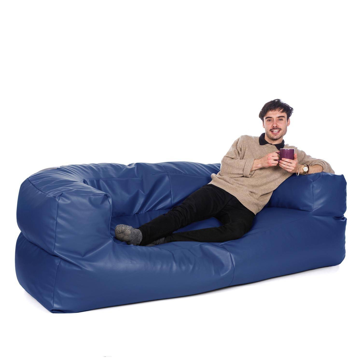 Top 15 Of Bean Bag Sofa Chairs