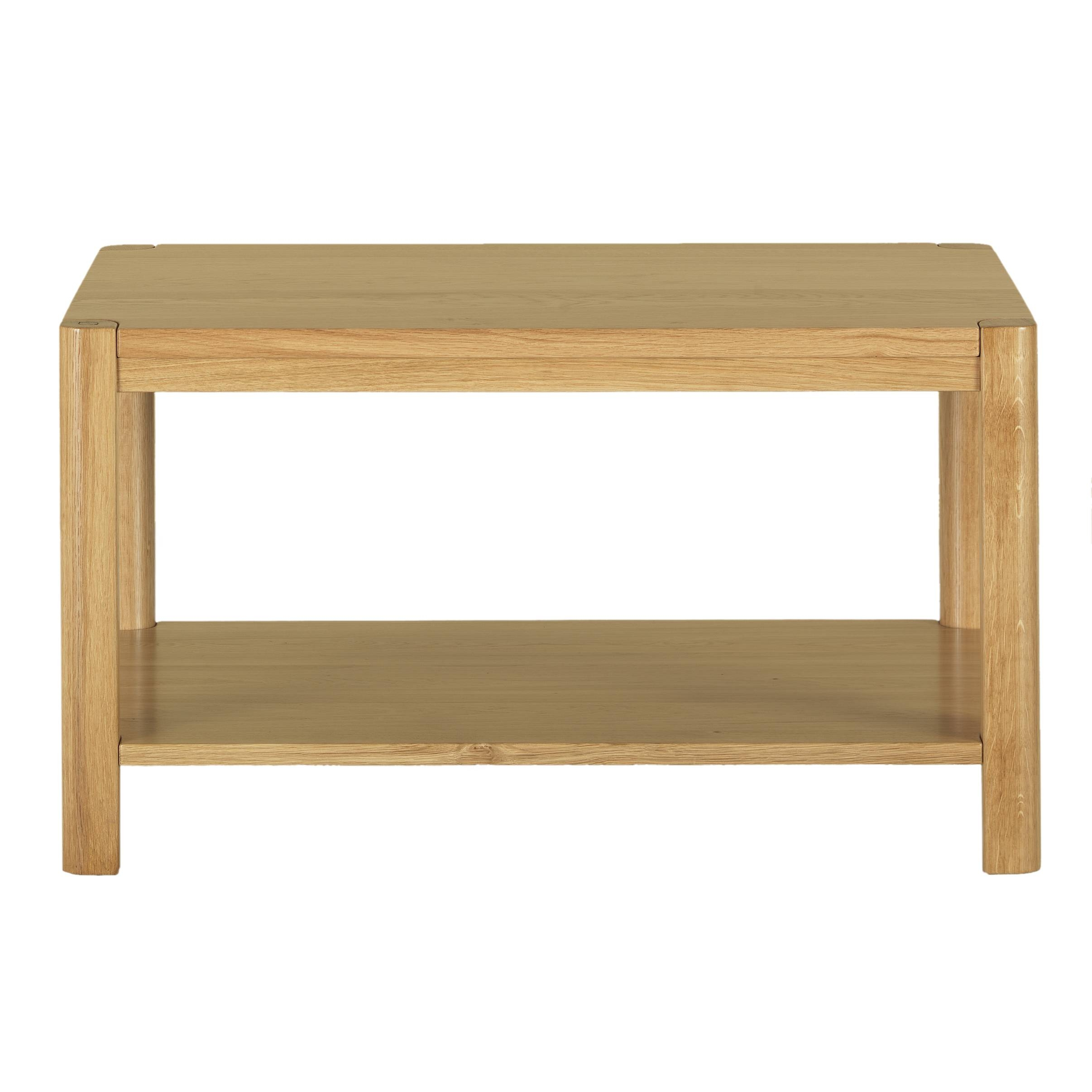 Favorites Small Coffee Table Ideas – White Small Coffee Table throughout Oak Coffee Tables With Shelf (Image 13 of 30)