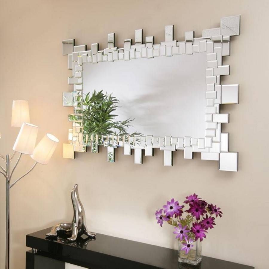 Feature Wall Mirrors | Tlzholdings regarding Feature Wall Mirrors (Image 13 of 25)