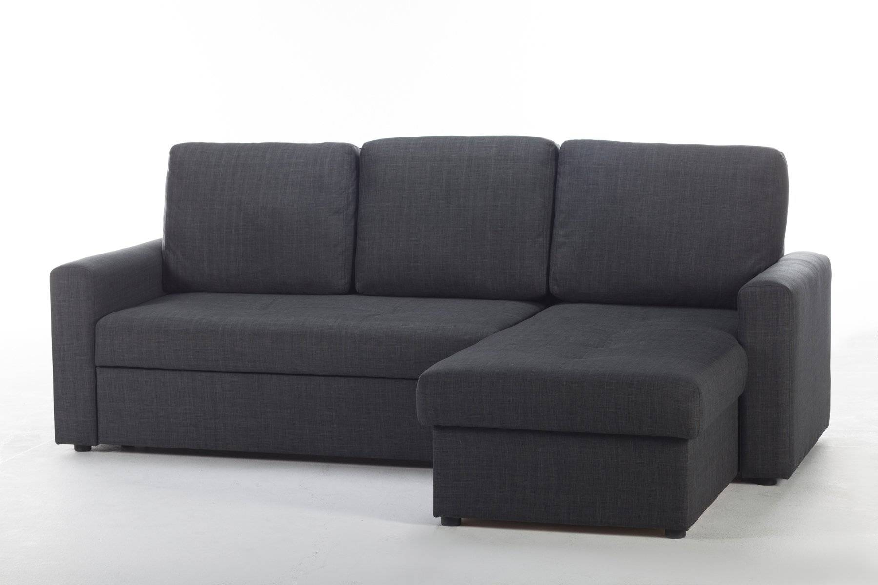 Fethiye Dark Grey Fabric Sectional Sofasunset inside Cloth Sectional Sofas (Image 10 of 30)