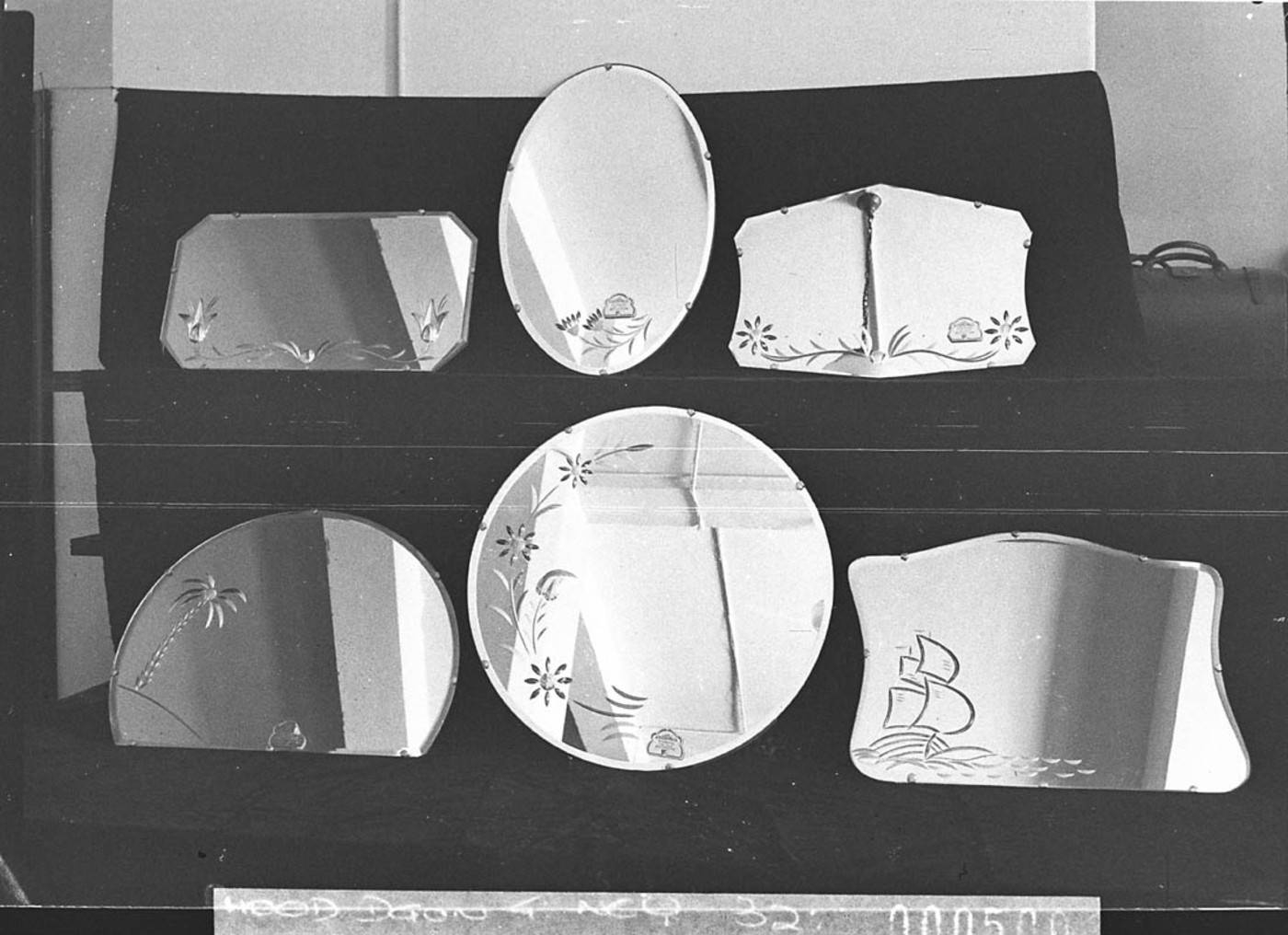 File:slnsw 13858 Ornamental Mirrors For Catalogue - Wikimedia with regard to Ornamental Mirrors (Image 11 of 25)