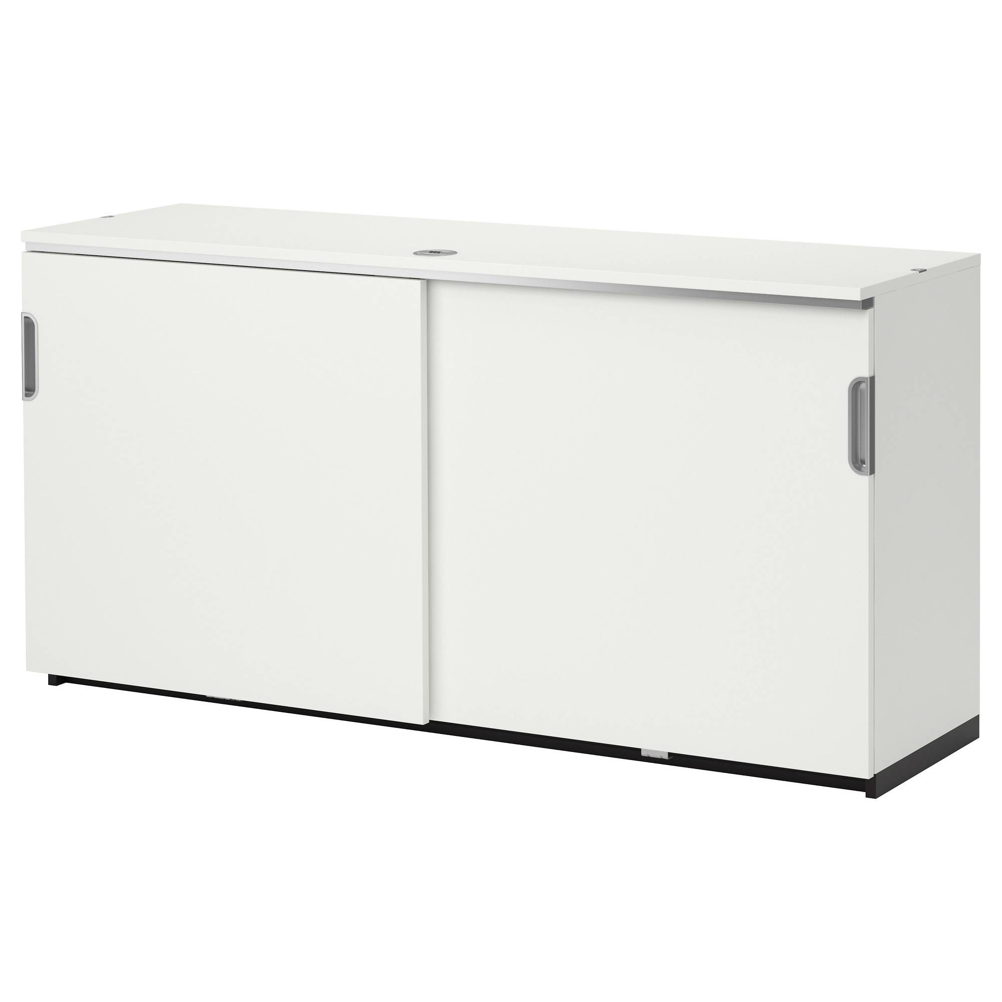 Filing Cabinets - Filing Cabinets For Home Office - Ikea with Shallow Sideboard Cabinets (Image 14 of 30)