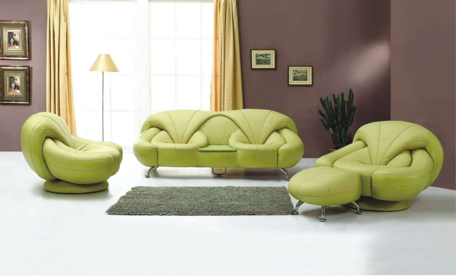 Finding Stylish Furniture As Living Room Chairs - Amaza Design throughout Green Sofa Chairs (Image 15 of 30)
