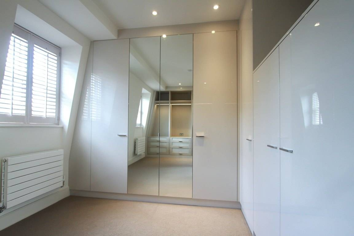 Fitted Bedrooms & Built-In Wardrobes - London Bespoke Interiors pertaining to Built in Wardrobes With Tv Space (Image 20 of 30)