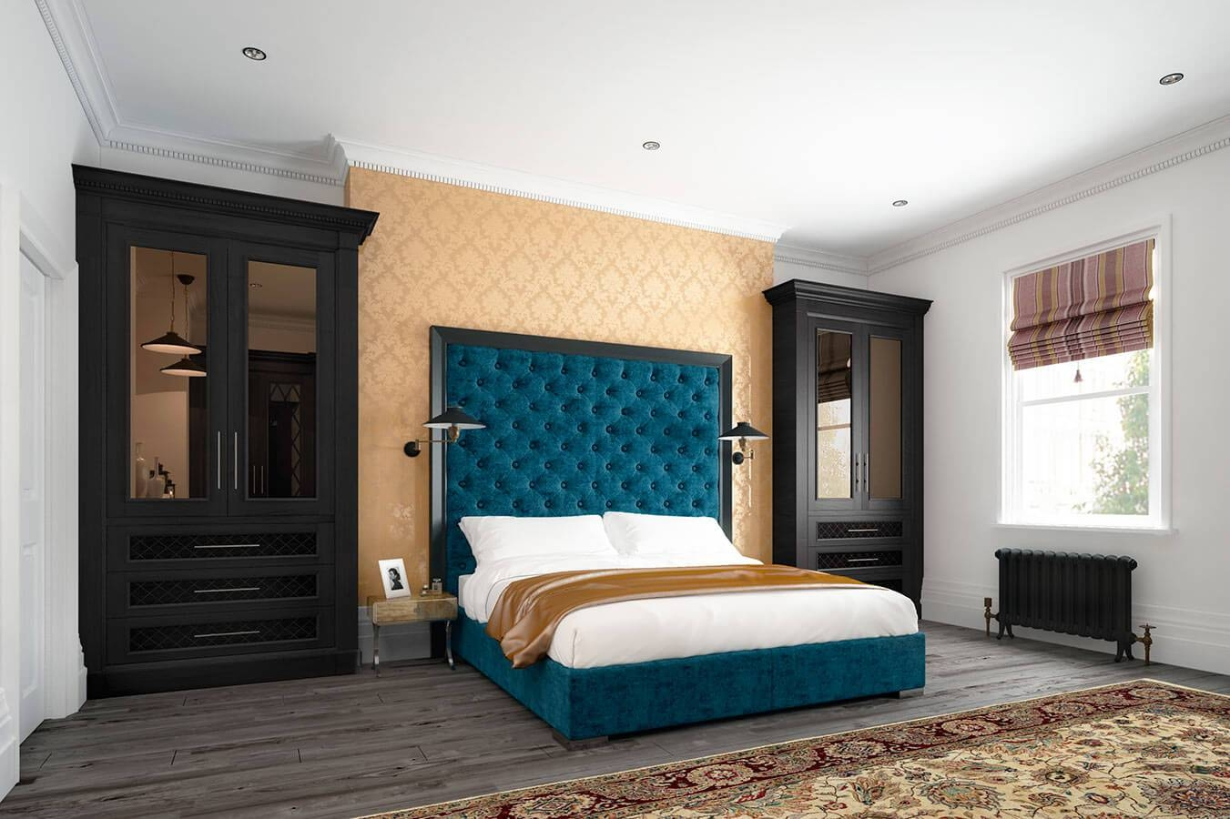 Fitted Bedrooms   Wardrobes, Beds And Chests Of Drawers regarding Wardrobes Beds (Image 6 of 15)