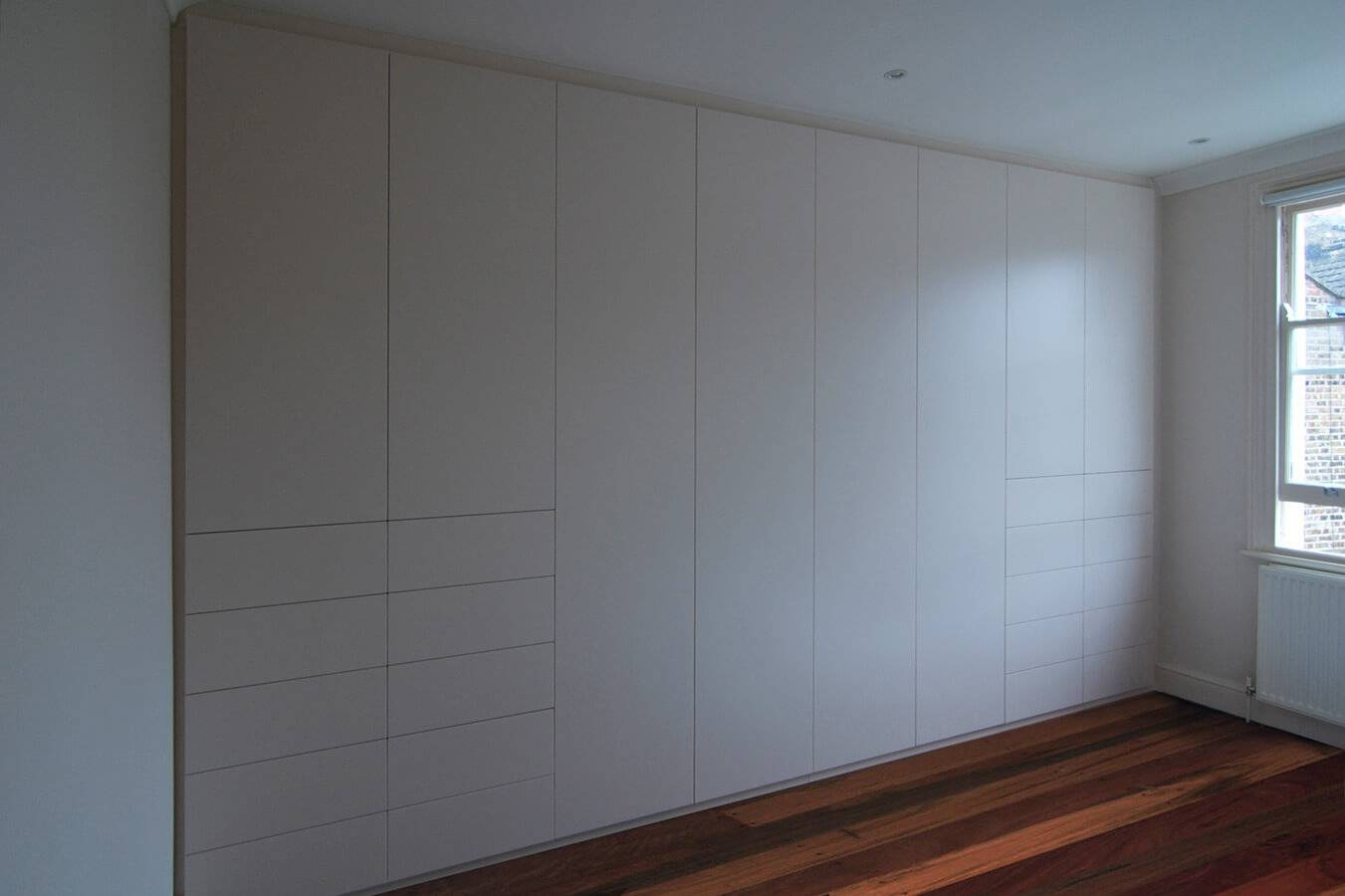 Fitted Bedrooms | Wardrobes, Beds And Chests Of Drawers with Wall Wardrobes (Image 13 of 30)
