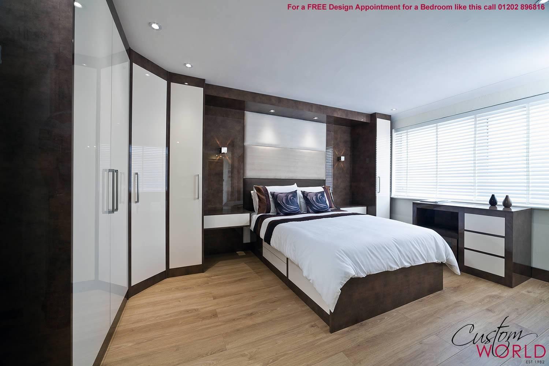 Fitted Furniture Blandford Forum Dorset   Sliding Door Wardrobes for Wardrobes Beds (Image 8 of 15)