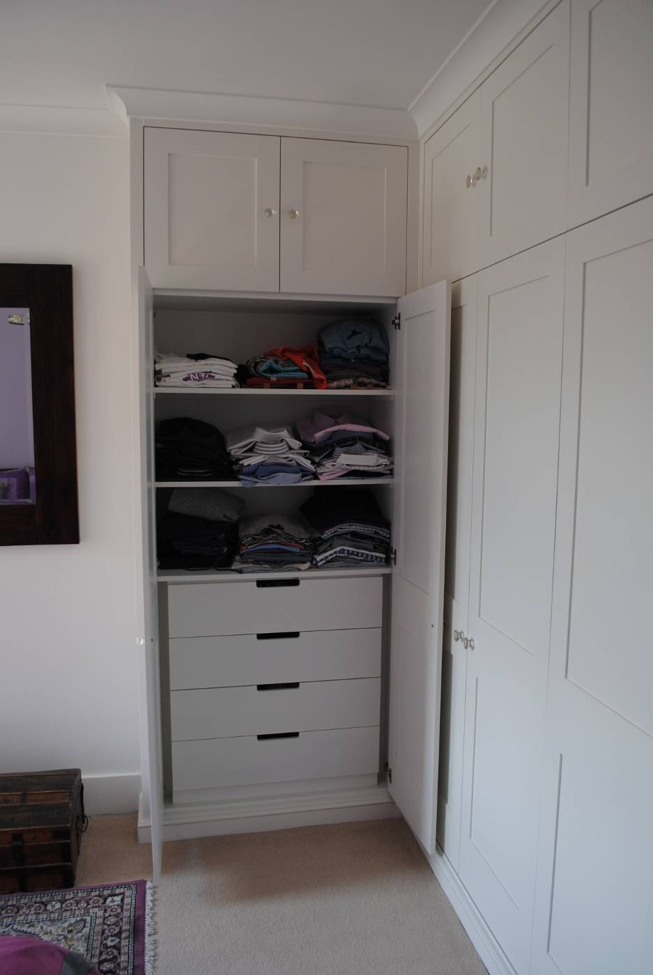 Fitted Furniture Inside Drawers For Fitted Wardrobes (View 11 of 30)