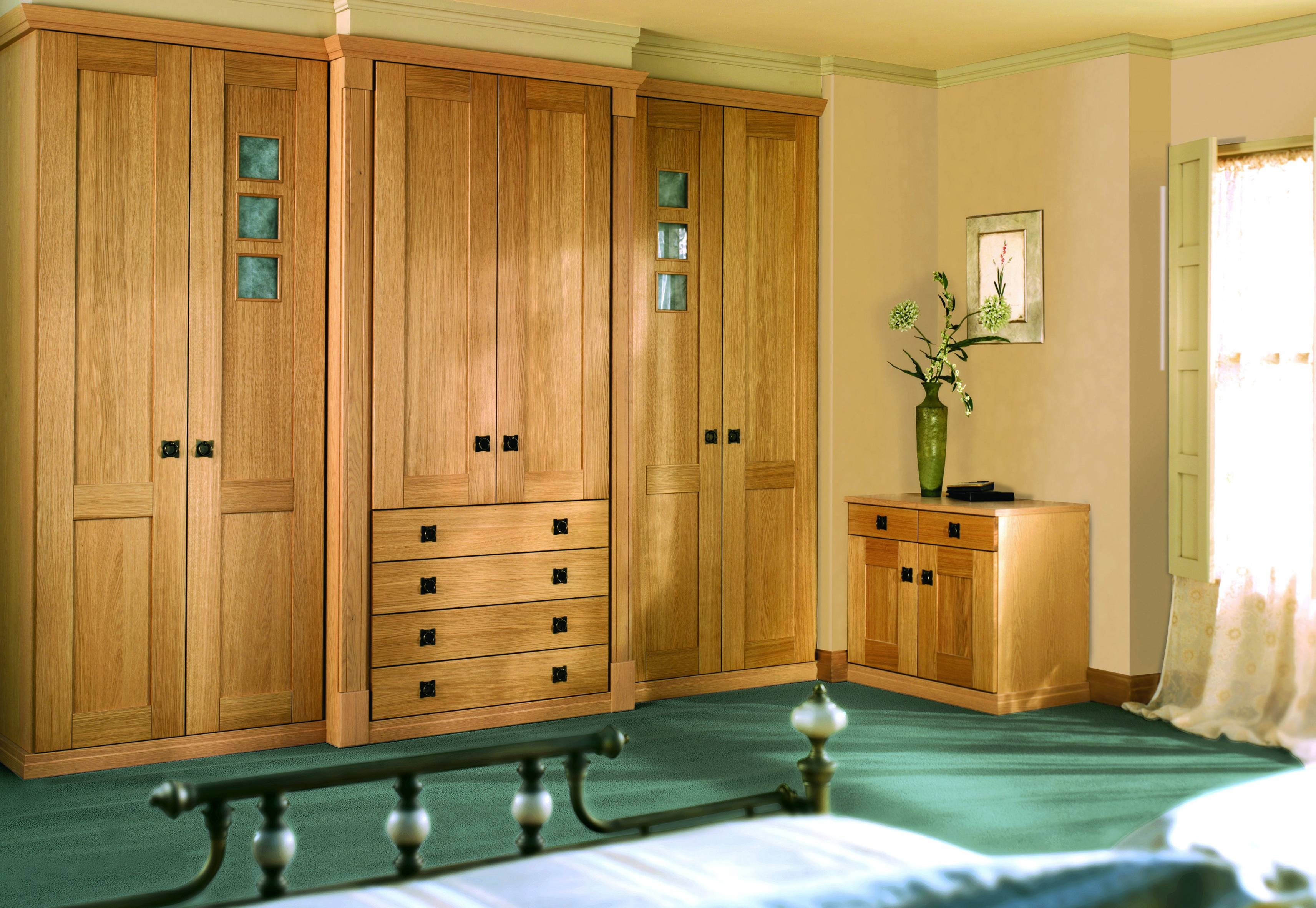 Fitted Wardrobe World - Bringing Choice To Fitted Bedroom with regard to Fitted Wooden Wardrobes (Image 20 of 30)