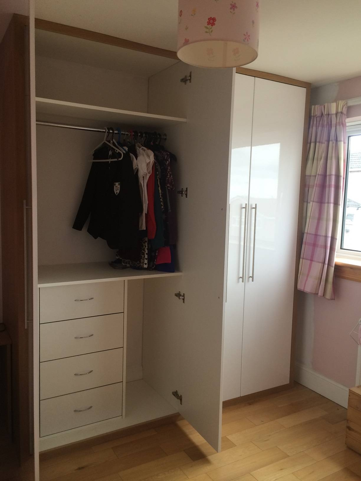 Fitted Wardrobes | Alcove Joinery In Drawers For Fitted Wardrobes (View 20 of 30)