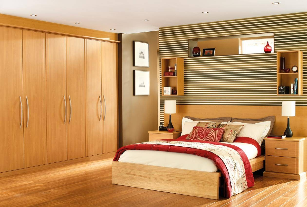 Fitted Wardrobes - Beautiful Bedroom Designssharps regarding Bedroom Wardrobes (Image 11 of 15)