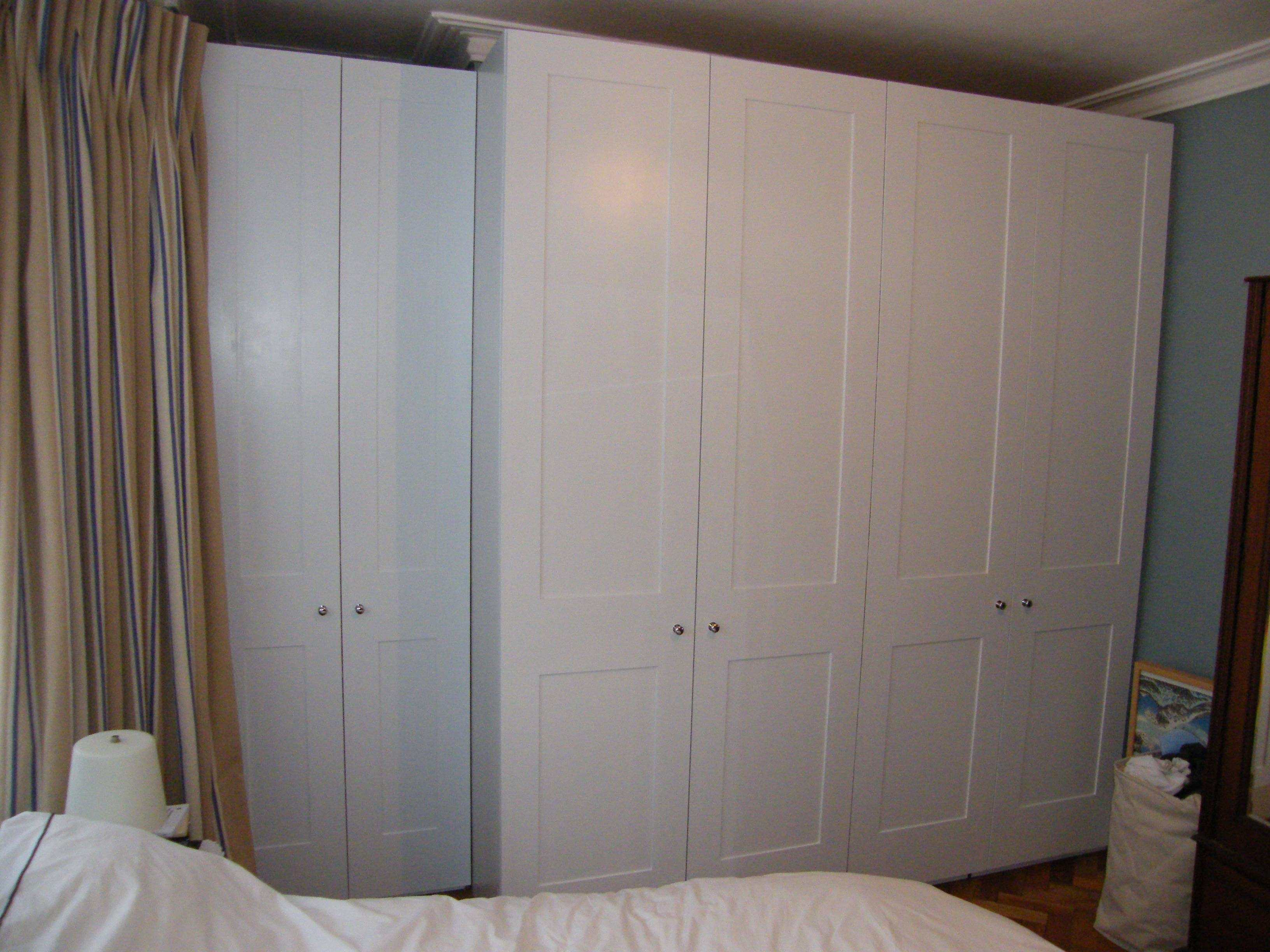 Fitted Wardrobes | Brian White Carpentry inside French Style Fitted Wardrobes (Image 8 of 15)