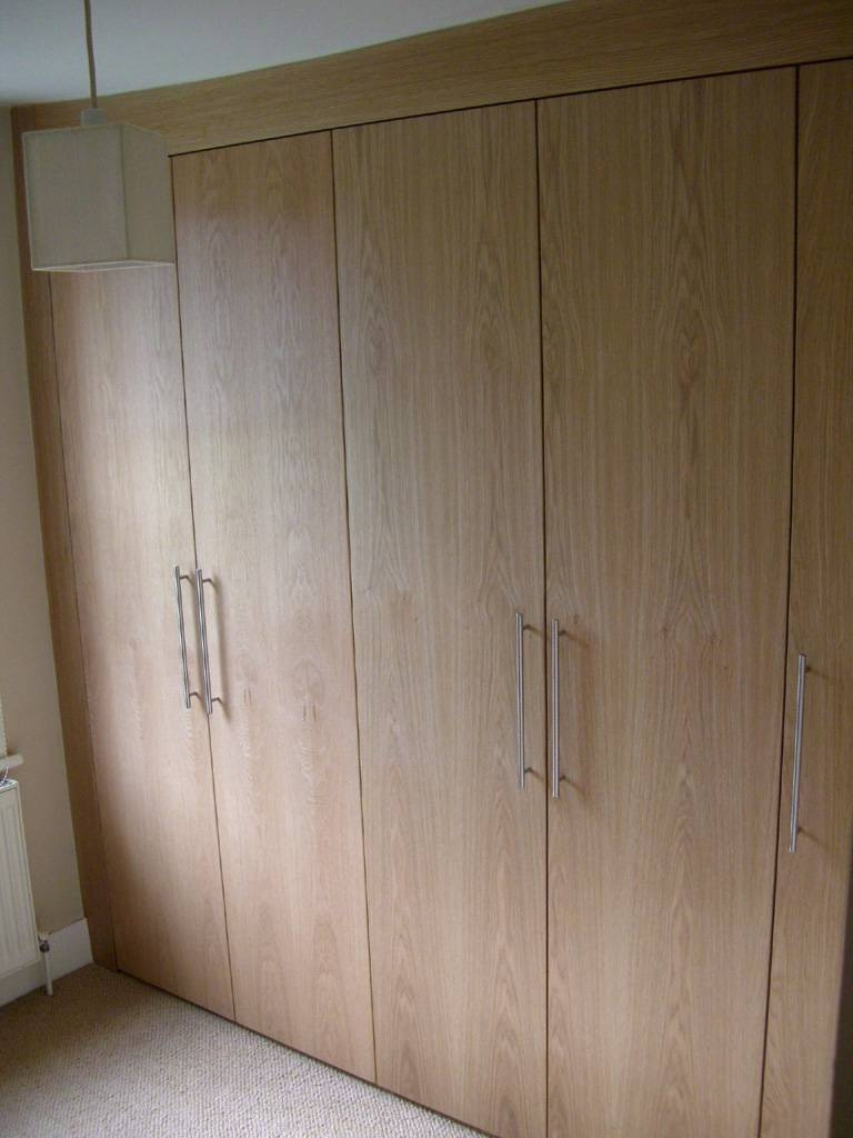 Fitted Wardrobes Elland | Lightfoot Joinery Within Fitted Wooden Wardrobes (View 9 of 30)
