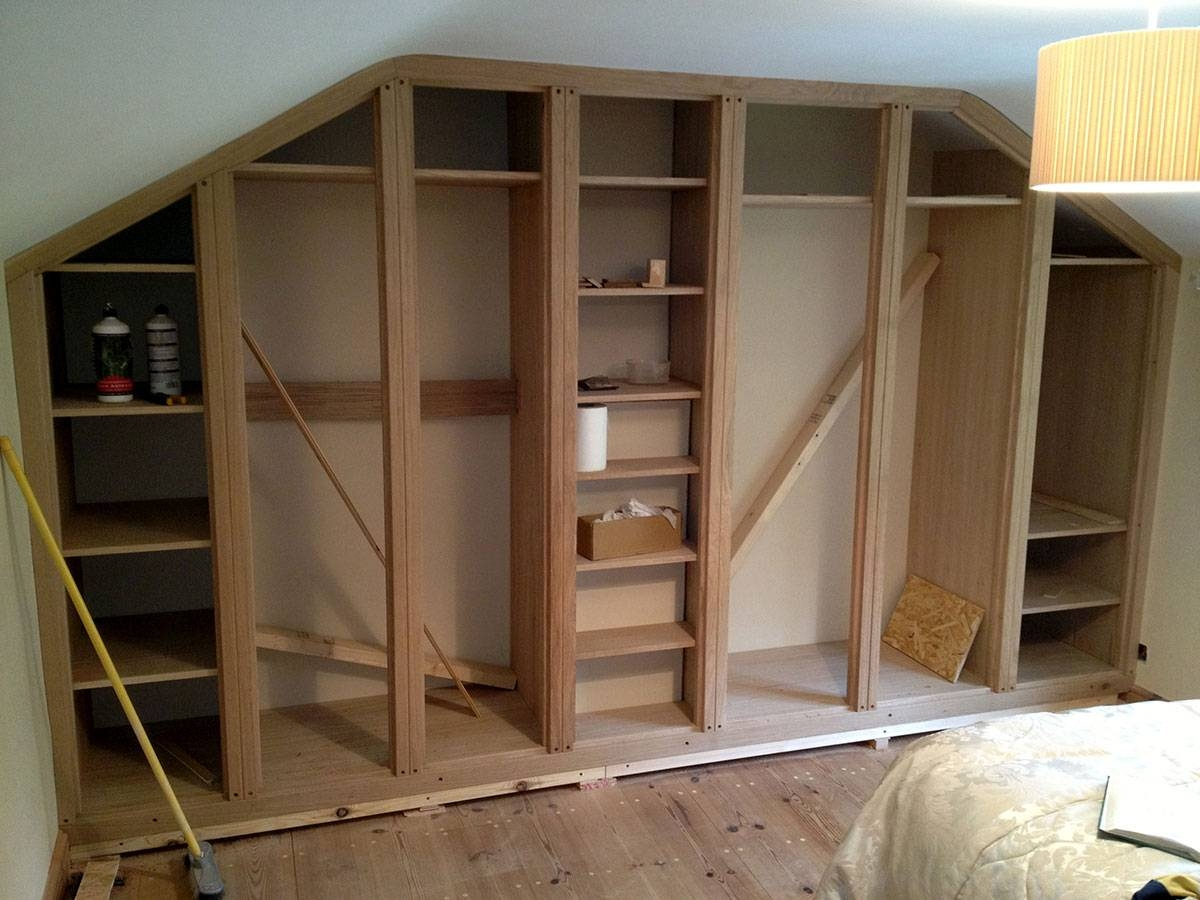 Fitted Wardrobes, Norwich - The Norfolk Carpenter pertaining to Fitted Wooden Wardrobes (Image 22 of 30)