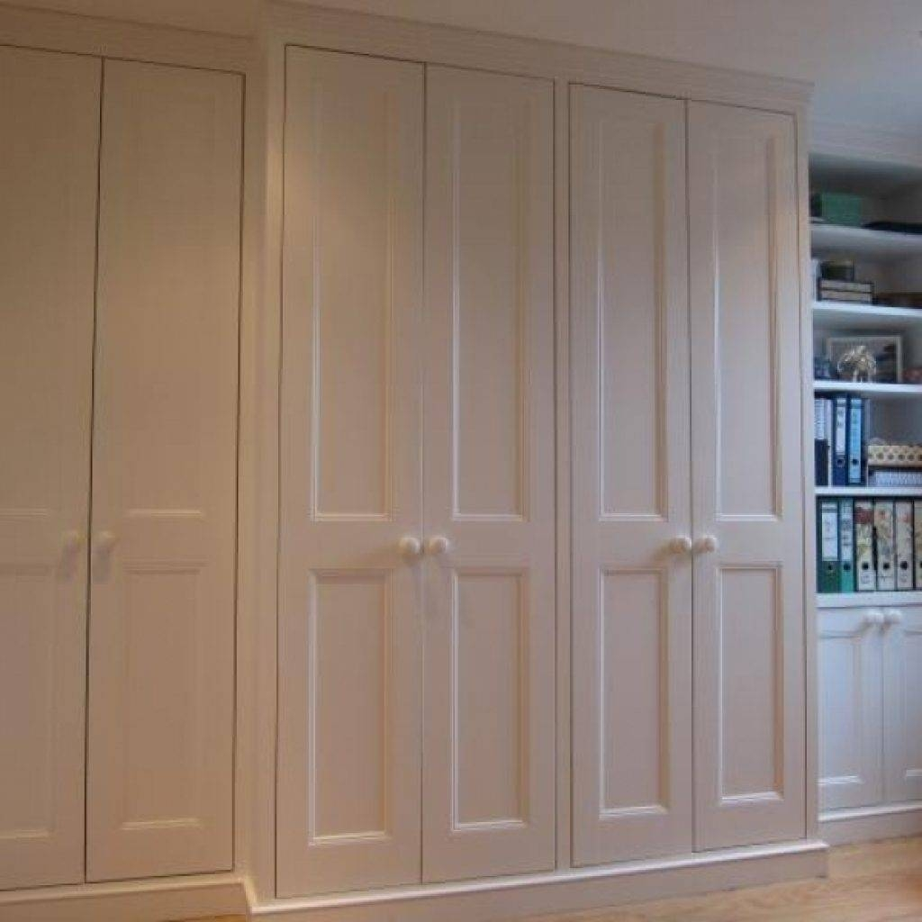 Fitted Wooden Wardrobes James Carpentry | Alcove Cabinets within Fitted Wooden Wardrobes (Image 26 of 30)