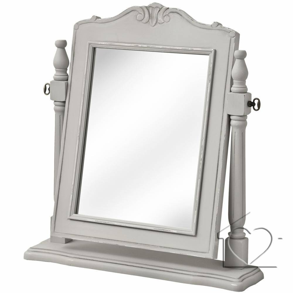 Fleur Dressing Table Mirror - £65.75 - A Fantastic Range Of Fleur with Dressing Table Mirrors (Image 16 of 25)