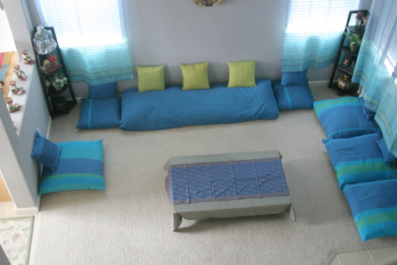 Floor: Floor Seating Ideas With Floor Seating Ideas (Photo 10 of 30)
