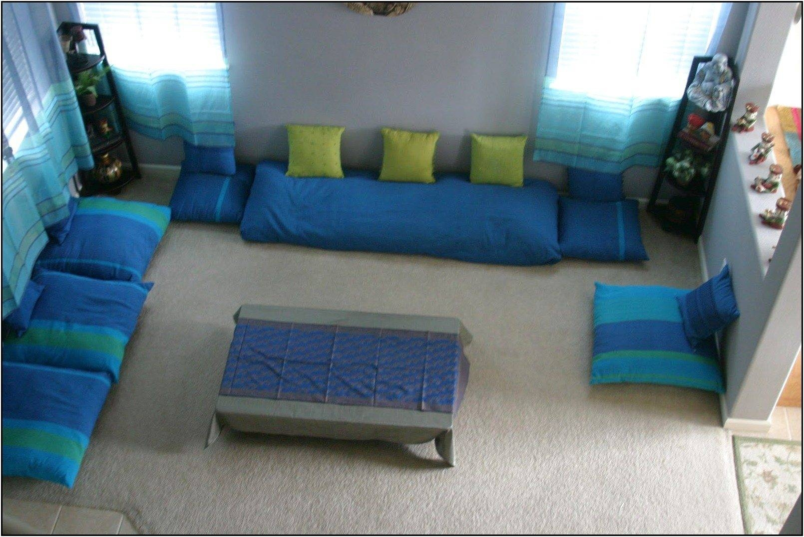 Featured Photo of Floor Seating Ideas