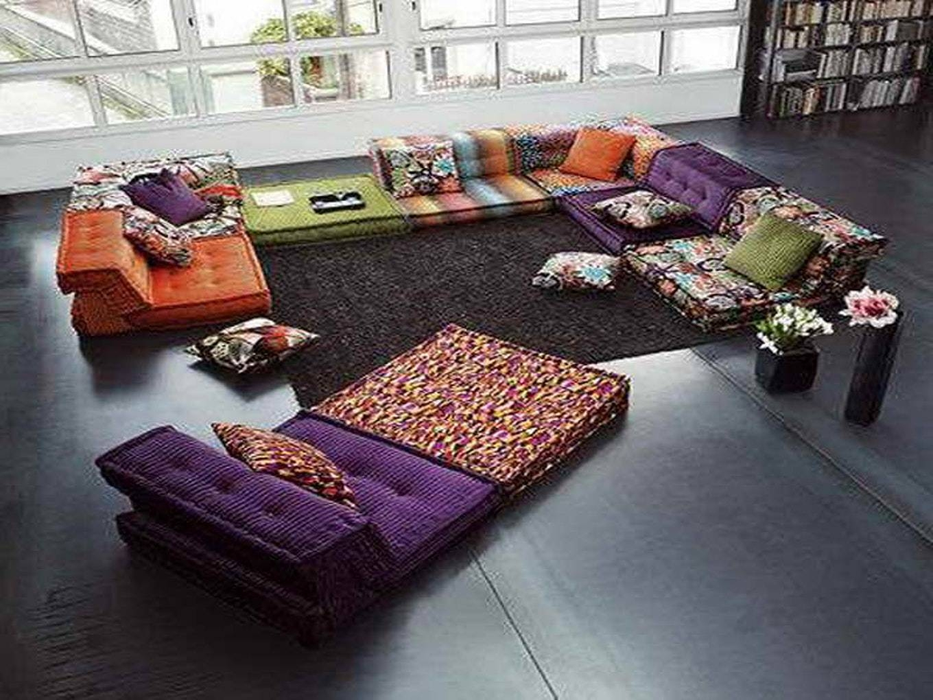 Floor Seating Ideas Living Room - Militariart in Floor Seating Ideas (Image 16 of 30)