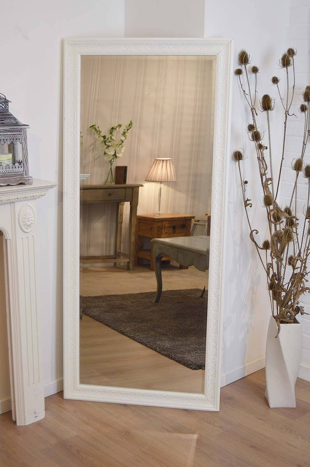 Featured Photo of Large Floor Length Mirrors