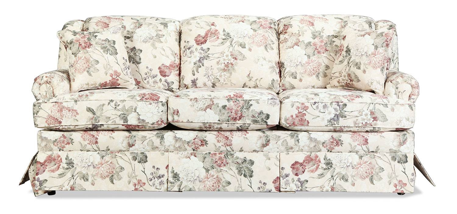 Floral Sofa | Ira Design with regard to Chintz Floral Sofas (Image 22 of 30)