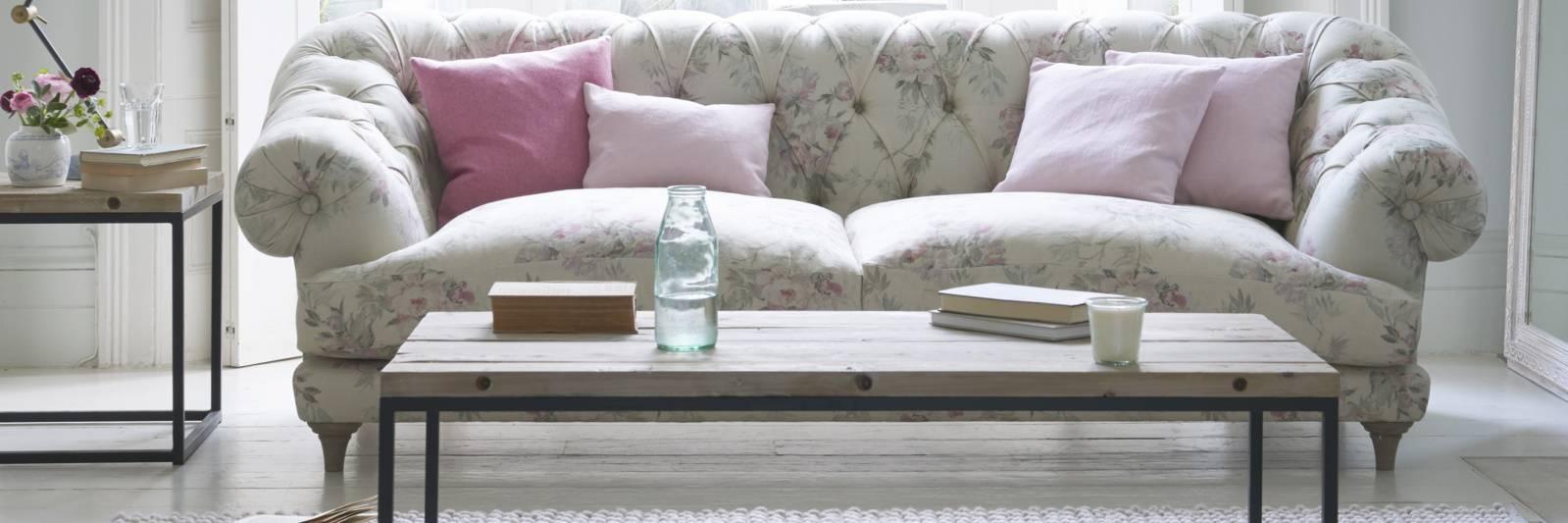 Floral Sofas | Sofas Decoration regarding Chintz Floral Sofas (Image 24 of 30)