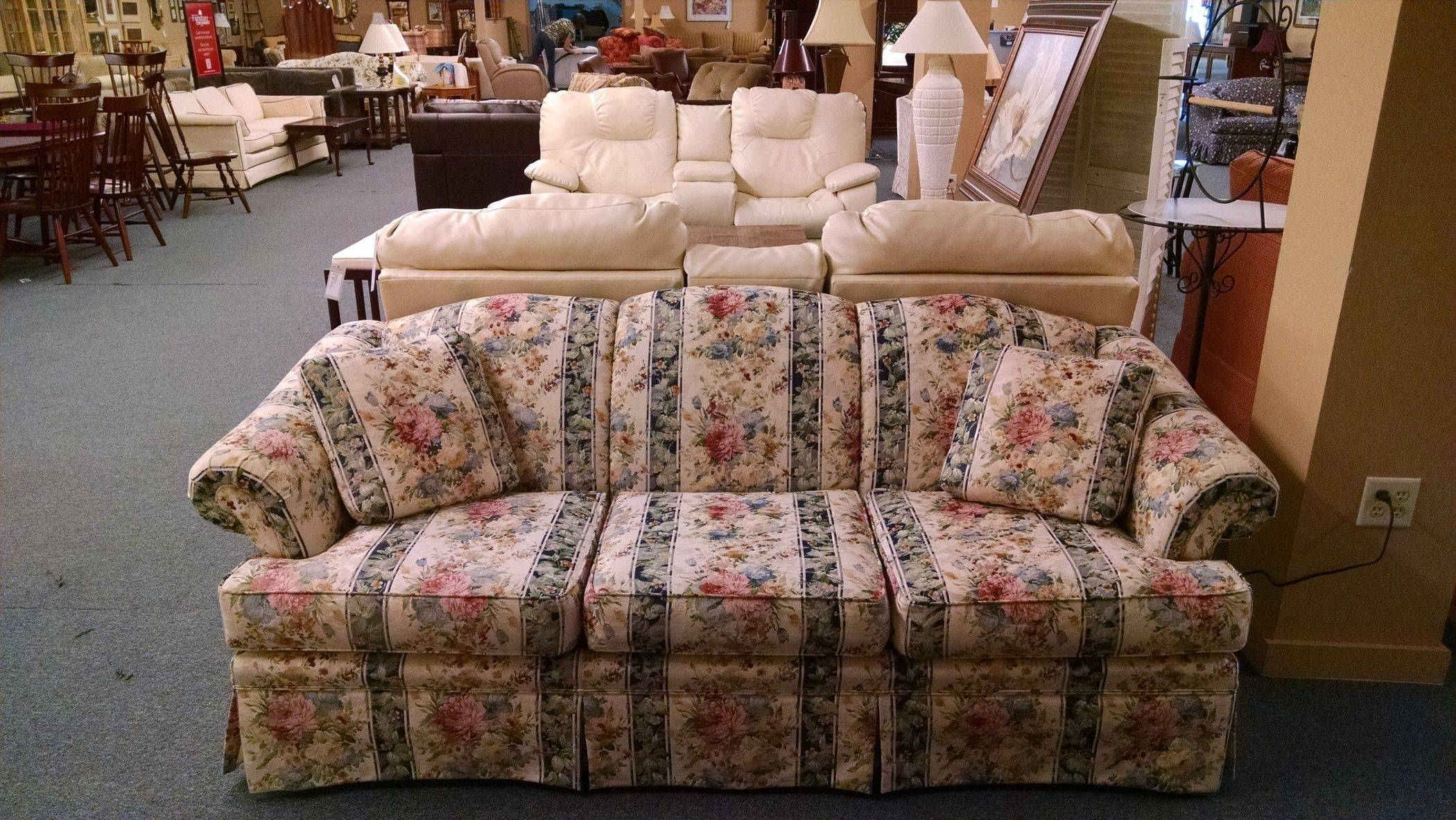 Floral Sofas | Sofas Decoration within Floral Sofas and Chairs (Image 12 of 15)