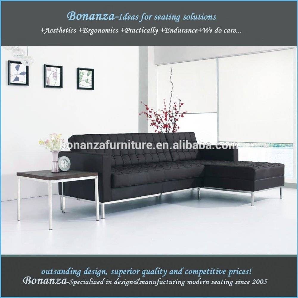 Florence Knoll Replica Sofa, Florence Knoll Replica Sofa Suppliers throughout Florence Leather Sofas (Image 13 of 30)