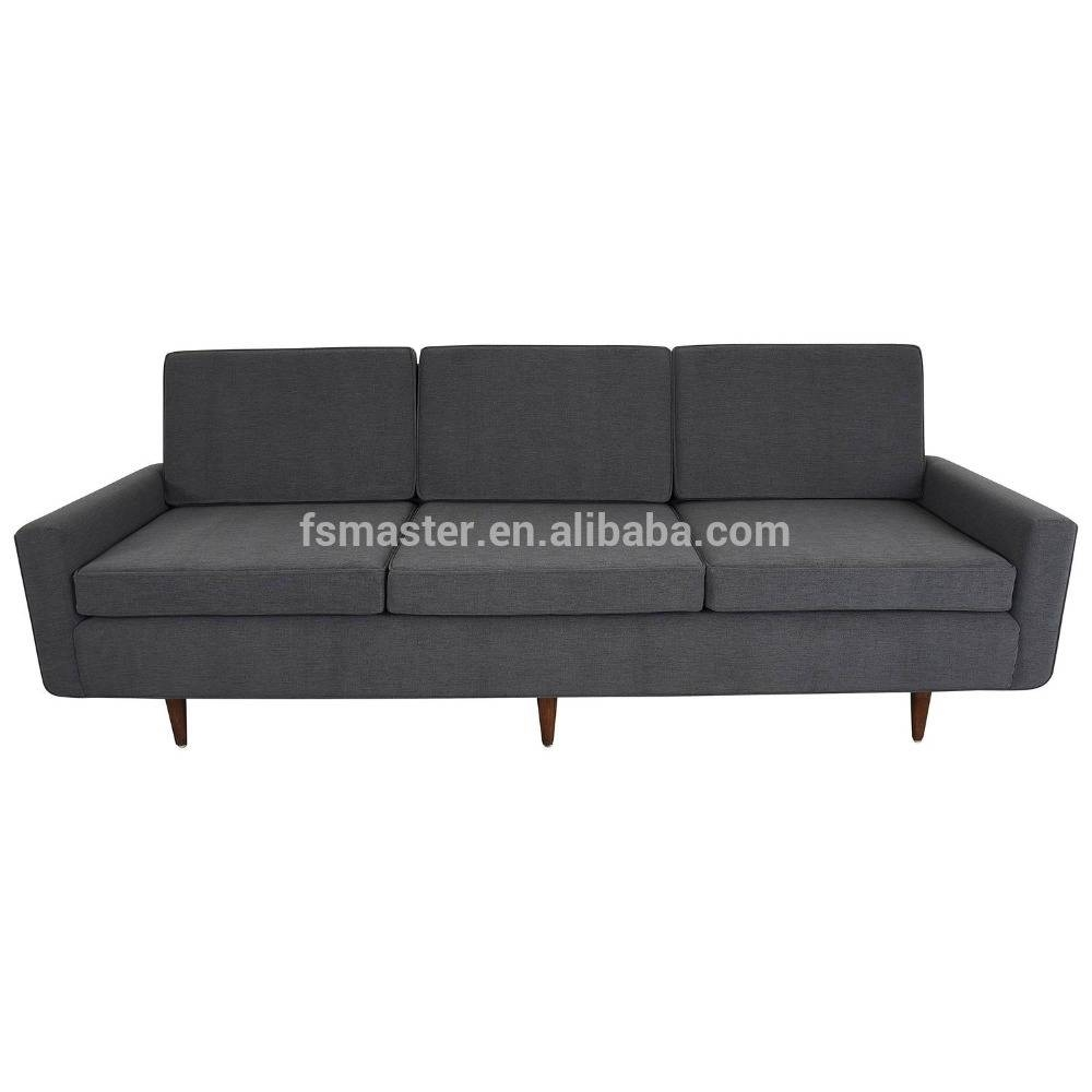 Florence Knoll Replica Sofa, Florence Knoll Replica Sofa Suppliers throughout Florence Leather Sofas (Image 12 of 30)